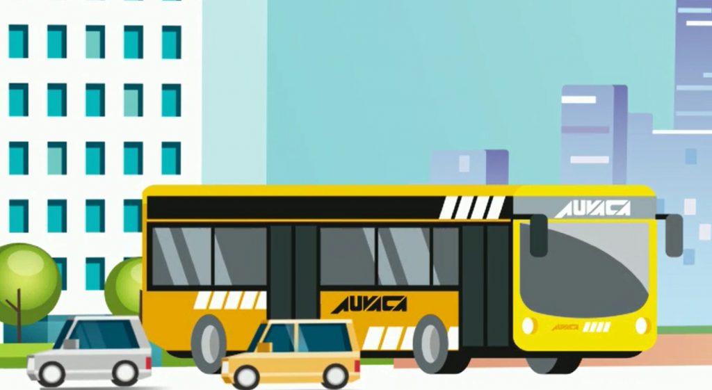 digibus, publicidad en autobuses, publicidad exterior